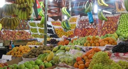 بالصور المنتوجات الاسرائيلية تغرق الاسواق الأردنية والزراعة توضح