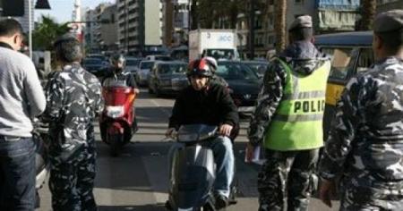 بالصور الأمن اللبنانى يضبط مواد متفجرة تكفى لصنع 100 حزام ناسف