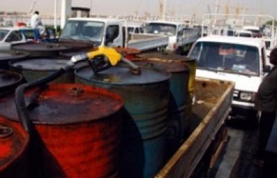 ضبط 5 سودانيين يهربون الديزل في محافظة معان 18-11-2015