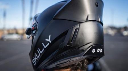 افضل خوذة ذكية ثورية لمحبي قيادة الدراجات النارية من شركة سكالي