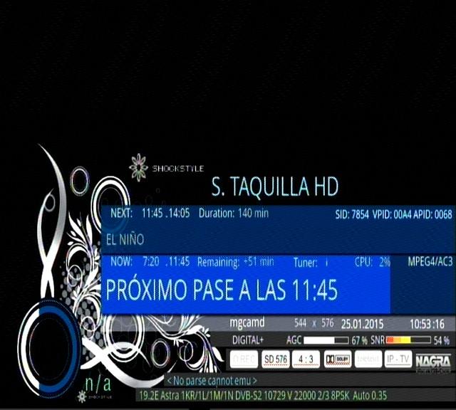 شرح استقبال باقة تاكيلا taquilla