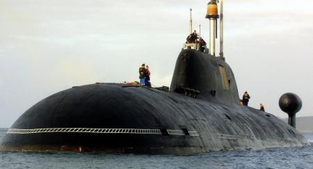 الغواصة الروسية أكولا قادرة على تدمير نصف أمريكا وكل أوروبا