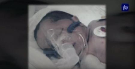 قانون أردني يمنع الأم من معالجة ولدها شاهد فيديو