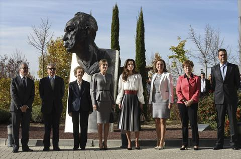 صور الملكة رانيا في اسبانيا