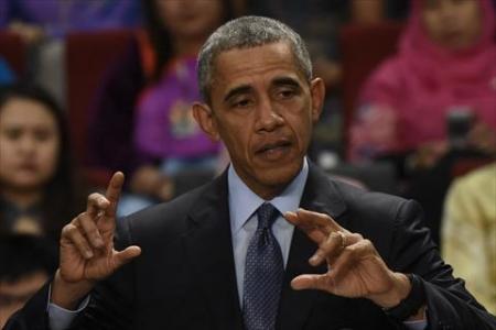 حقيقة هل أوباما يصبغ شعره
