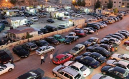 مدينة عالم السيارات مشروع لتجميع حراجات ومعارض عمّان في موقع واحد