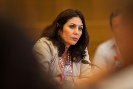 الوزيرة الإسرائيلية ميري ريغيف تبحث عن عريس
