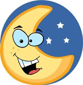 مقال وصفي عن القمر - مقال عن جمال القمر - تعبير عن القمر والليل