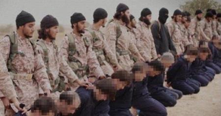 خطوات تجنيد داعش للمصورين ومنتجى الفيديو 700 دولار راتب شهرى