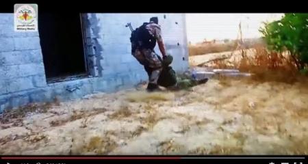 بالفيديو سرايا القدس تكشف حقيقة أسر الجندي الإسرائيلي