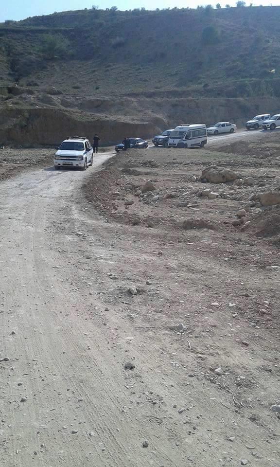بالصور العثور على جثة شاب عشريني متوفياً في الاغوار الشمالية شاهد