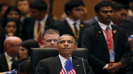 باراك أوباما هناك إصرار دولي على هزيمة الإرهاب
