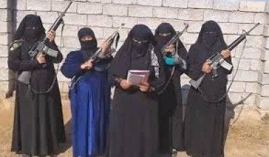 الاردنية المغرر بها تكشف اسرار تنظيمها وتجنيدها في داعش من الكرك