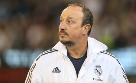 ريال مدريد يقيل مدربه , اقالة مدرب الفريق رافايل بينيتيز