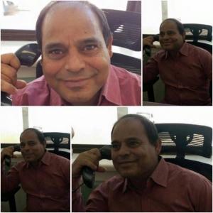 صور شبيه الرئيس المصري اثار ضجة على الفيسبوك وتوتير