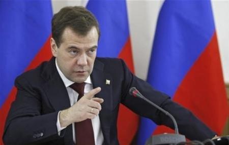 رئيس الوزراء الروسي أمريكا هي المسئولة عن قوة داعش