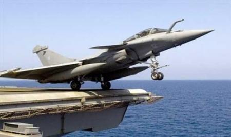 المقاتلات الفرنسية ستمر عبر الاردن وتركيا