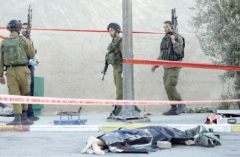 قتيل اسرائيلي وثلاثة شهداء في الضفة والقدس