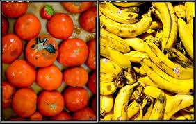 تحذير من تناول الفواكه والخضار بعد التخلص من الجزء التالف منها