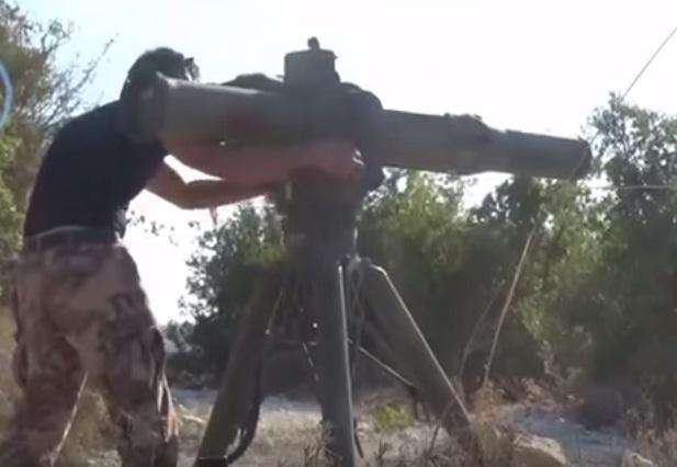 شاهد فيديو صاروخ تاو يدمر طائرة روسية ثانية اليوم في اللاذقية