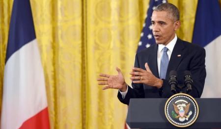 حق تركيا الدفاع عن مجالها هذا رد اوباما على اسقاط تركيا للطائرة الروسية