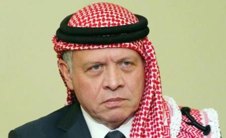 الملك عبدالله الثاني يعزي السيسي بضحايا الهجمات الإرهابية في العريش