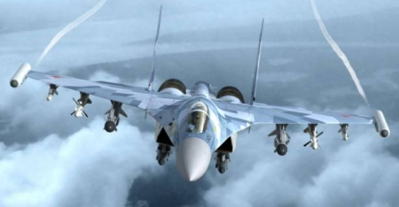 رسالة عاجلة المقاتلة الروسية دخلت 17 ثانية إلى تركيا