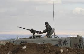قوات حرس الحدود الاردنية تحبط محاولة تسلل شخص من الاراضي السورية الى الاراضي الاردنية