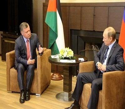 موقف دولة الأردن من اسقاط الطائرة الروسية