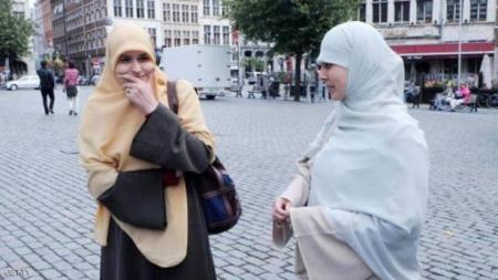 حظر فرنسا الحجاب في المستشفيات