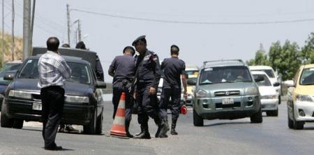 حملات أمنية اردنية في 3 بؤر ساخنة