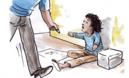 طفلة اردنية تتسول لسبب سيصدمك
