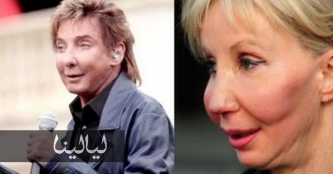 صور تشوهات مشاهير و نجوم مرعبة بسبب عمليات التحميل