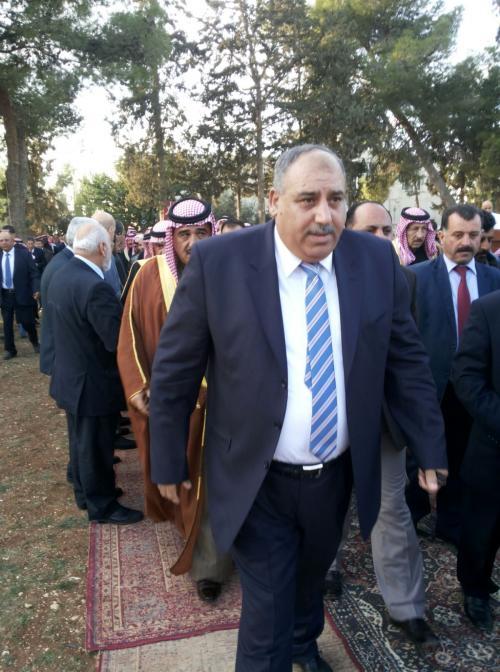 صور مصالحة بين عشائر الملكاوية والسعد في الأردن