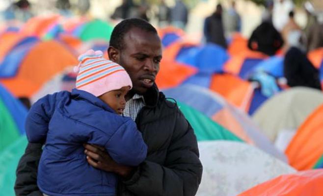 بالصور 3000 سوداني في الأردن يطالبون بحقوقهم كلاجئين