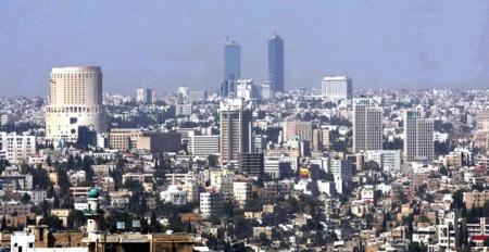 انخفاض درجات الحرارة في الأردن وتوقع أمطار متفرقة الاثنين 30-11-2015