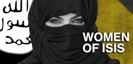 تقرير يكشف عدد النساء الأجنبيات بصفوف داعش
