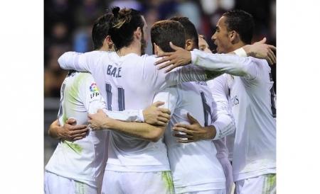 ريال مدريد يستعيد نغمة الانتصارات في المرحلة الثالثة عشرة من الدوري الإسباني