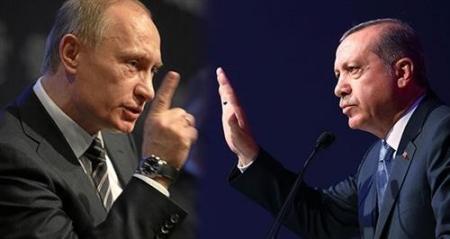 فلاديمير بوتين لن يجتمع مع الرئيس التركي اردوغان خلال قمة المناخ