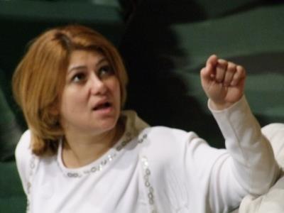 النائب رولى الحروب تتهم رئيس مجلس النواب عاطف الطراونة بإسقاطها