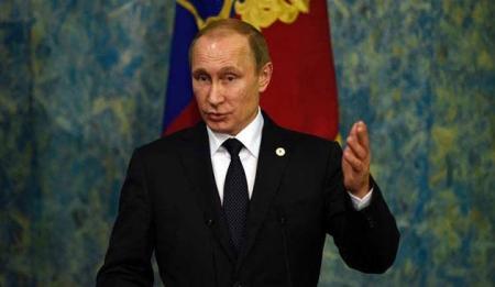 فلاديمير بوتين يبين اسباب اسقاط تركيا المقاتلة الروسية