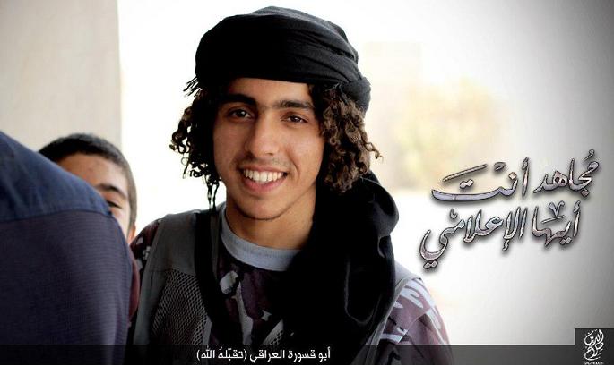 صور مقتل مصوري قطع الرؤوس في جهاز الاعلام الداعشي