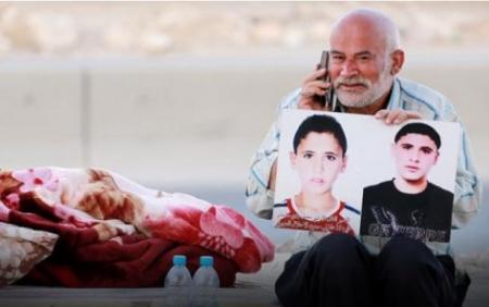 والد أصغر أسير أردني يعرض أعضاءه للبيع اليكم السبب