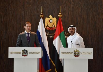 دولة الإمارات تعتبر إسقاط تركيا للطائرة الروسية عملاً إرهابياً