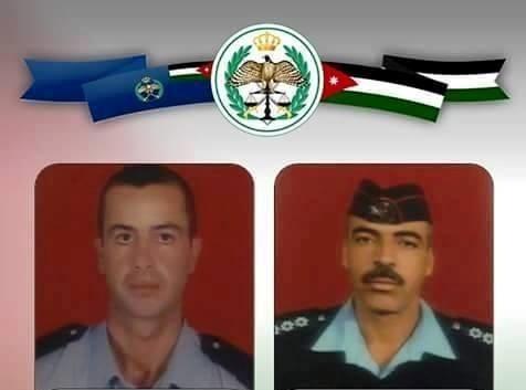 مجموعة مسلحة تهاجم دورية للأمن العام الأردني وتقتل رجلي الامن الدراوشة والجراروة