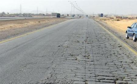 وفاة ثلاثيني بحادث سير في منطقة الابيض على الطريق الصحراوي