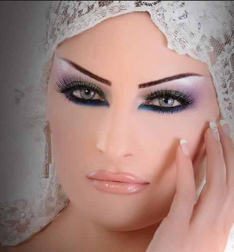 صور مكياج عيون للعرايس 2016 - اجمل مكياج عرايس 2016 - صور ميك اب حديث للعيون 2017