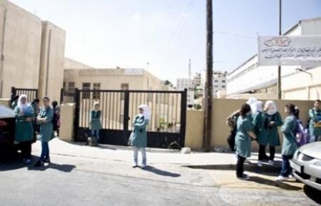 طالبات اردنيات يكشفن شيء خطير ما يفعله المتسكعين لتجنب قبض الامن عليهم