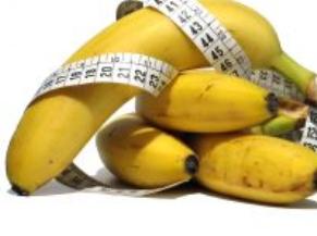 رجيم الموز لتخسيس الوزن طبيعيا