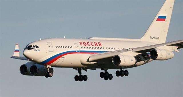 صور طائرة الرئيس الروسي فلاديمير بوتين من الداخل شئ خيالي